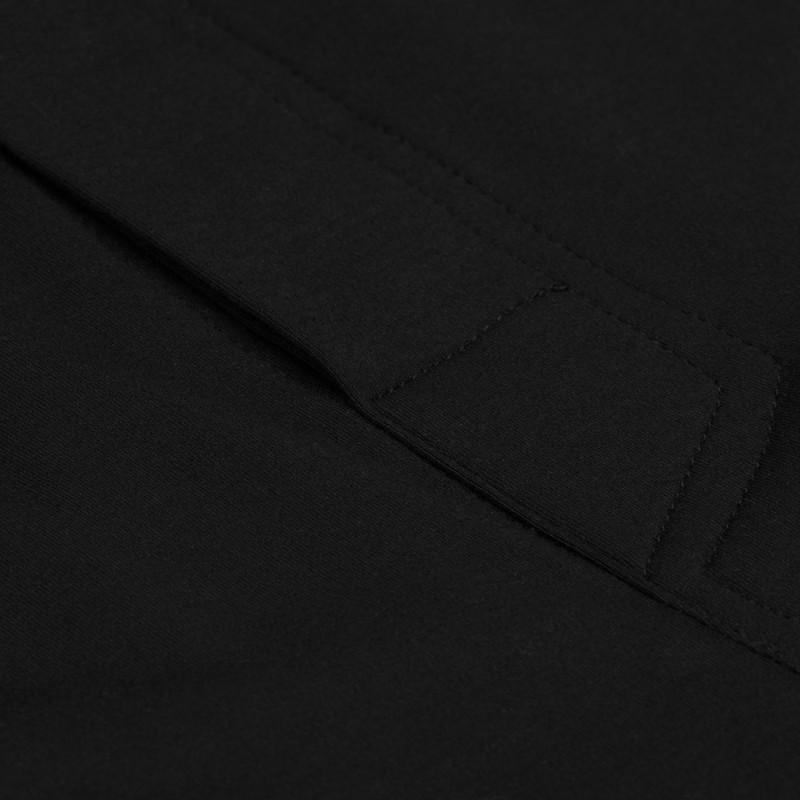 Germirli - Germirli Siyah Pamuklu 3D Streç Slim Boxer Şort Boxer Şort (1)