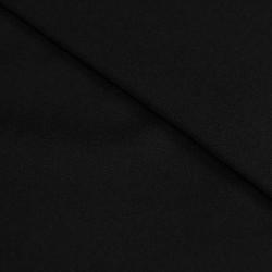 Germirli Siyah Poplin Gizli Pat Klasik Yaka Tailor Fit Gömlek - Thumbnail