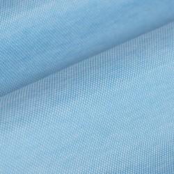 Germirli Turkuaz Klasik Yaka Piquet Örme Slim Fit Gömlek - Thumbnail