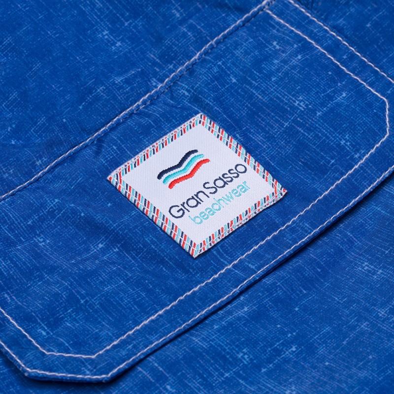 Gran Sasso - Gran Sasso Mavi Polyamide Mayo (1)