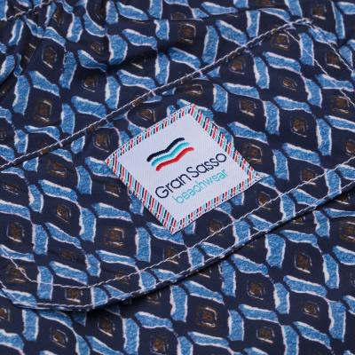 Gran Sasso - Gran Sasso Recycled Microfiber Lacivert Mavi Mayo (1)