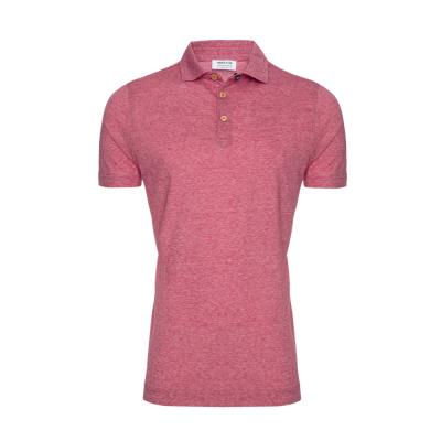 Heritage - Heritage Kırmızı Filafil Polo Yaka T-Shirt