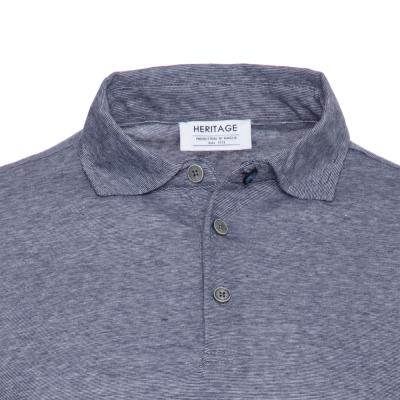 Heritage - Heritage Laci Filafil Polo Yaka T-Shirt (1)