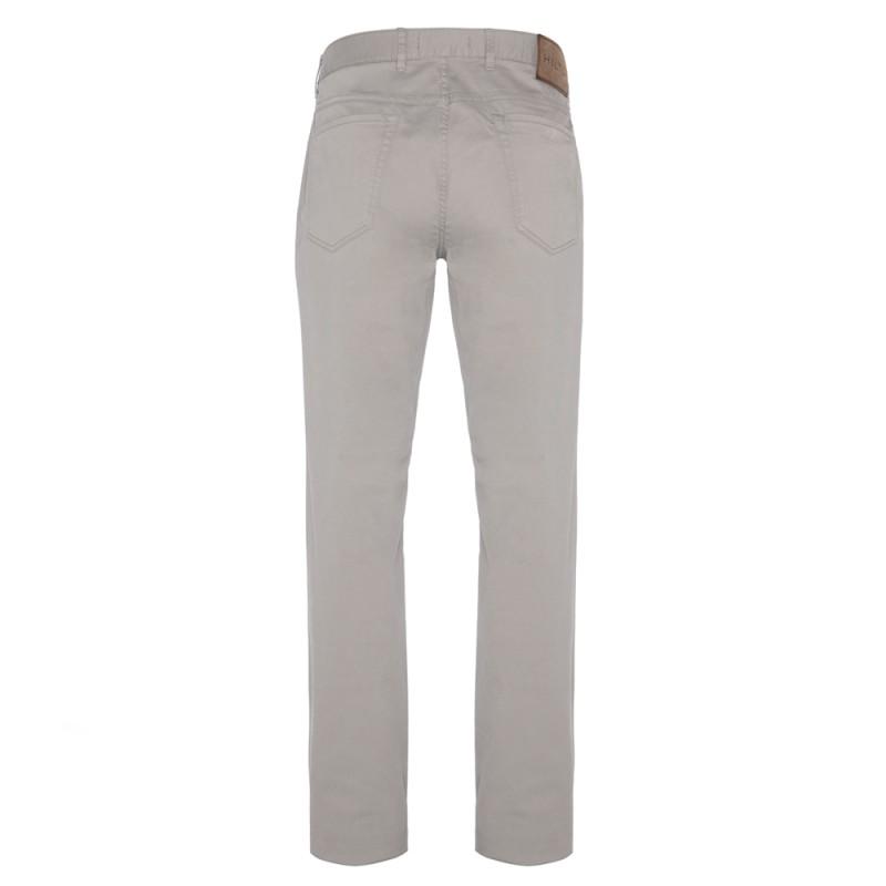 Hiltl - Hiltl 5 Pocket Beige Twill Trousers (1)