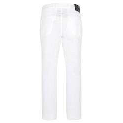 Hiltl - Hiltl 5 Cep Beyaz Twill Pantolon (1)