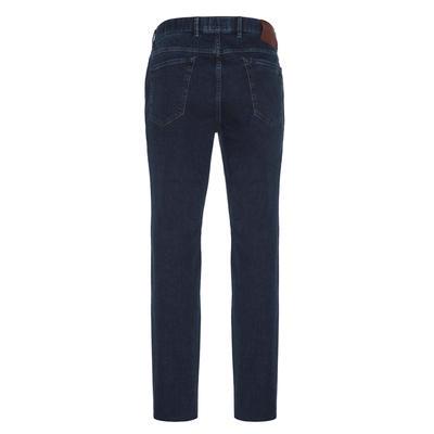 Hiltl - Hiltl 5 Cep Cashmere Denim Lacivert Pantolon (1)
