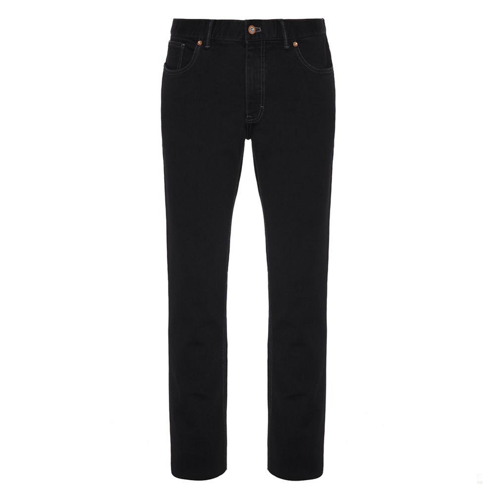 Hiltl 5 Cep Cashmere Denim Siyah Pantolon