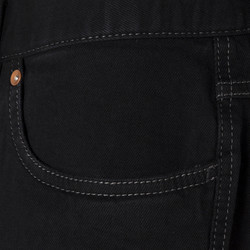 Hiltl 5 Cep Cashmere Denim Siyah Pantolon - Thumbnail