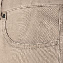 Hiltl 5 Cep Colored Denim Bej Pantolon - Thumbnail