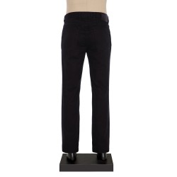 Hiltl - Hiltl 5-Cep Denim -Kaşmir Siyah Pantolon (1)