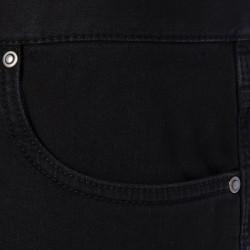 Hiltl 5-Cep Denim -Kaşmir Siyah Pantolon - Thumbnail