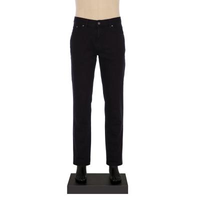 Hiltl - Hiltl 5-Cep Denim -Kaşmir Siyah Pantolon
