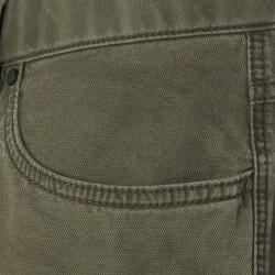 Hiltl 5- Cep Dokulu - Yeşil Pamuk Pantolon - Thumbnail