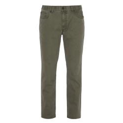 Hiltl - Hiltl 5- Cep Dokulu - Yeşil Pamuk Pantolon