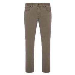 Hiltl - Hiltl 5-Cep Fade Out Bej- Pamuk Pantolon