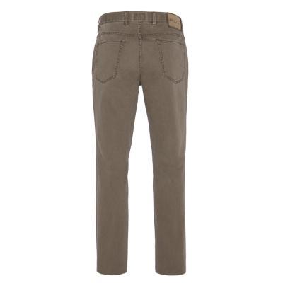 Hiltl - Hiltl 5-Cep Fade Out Bej- Pamuk Pantolon (1)