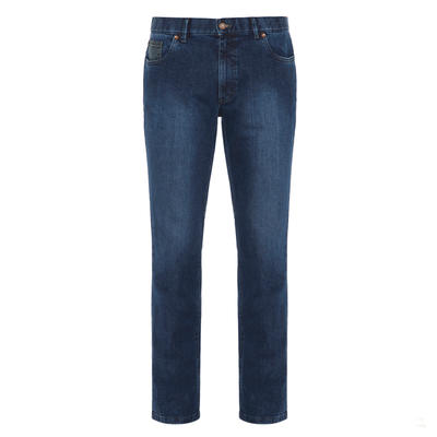Hiltl - Hiltl 5 Cep Fade Out Denim Lavivert Pantolon