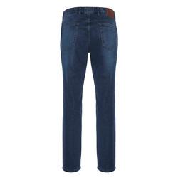 Hiltl - Hiltl 5 Cep Fade Out Denim Lavivert Pantolon (1)