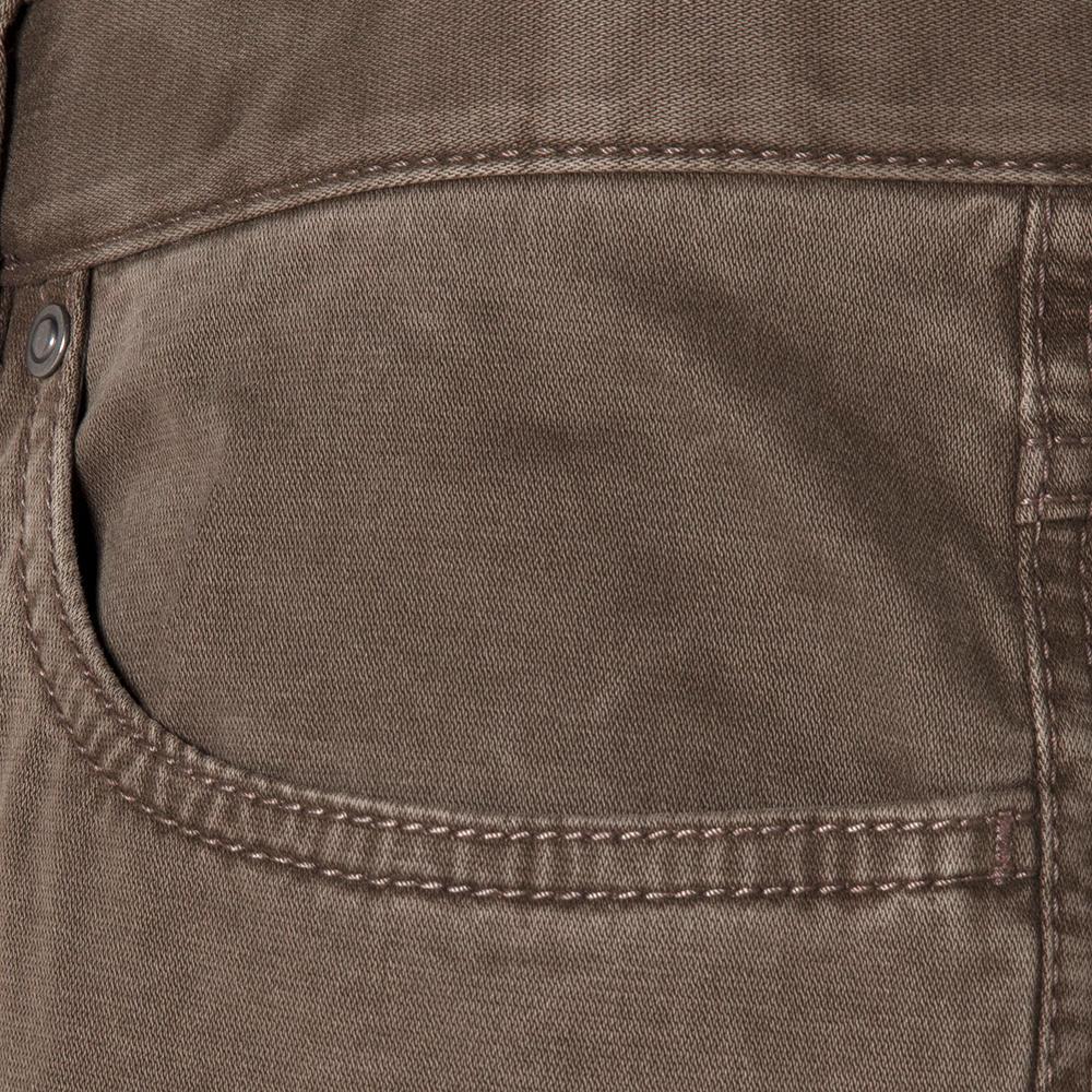 Hiltl 5 Cep Fade Out Ykamalı Açık Kahve Pamuk Pantolon