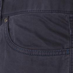 Hiltl 5 Cep Fade Out Yıkamalı Lacivert Pamuk Pantolon - Thumbnail