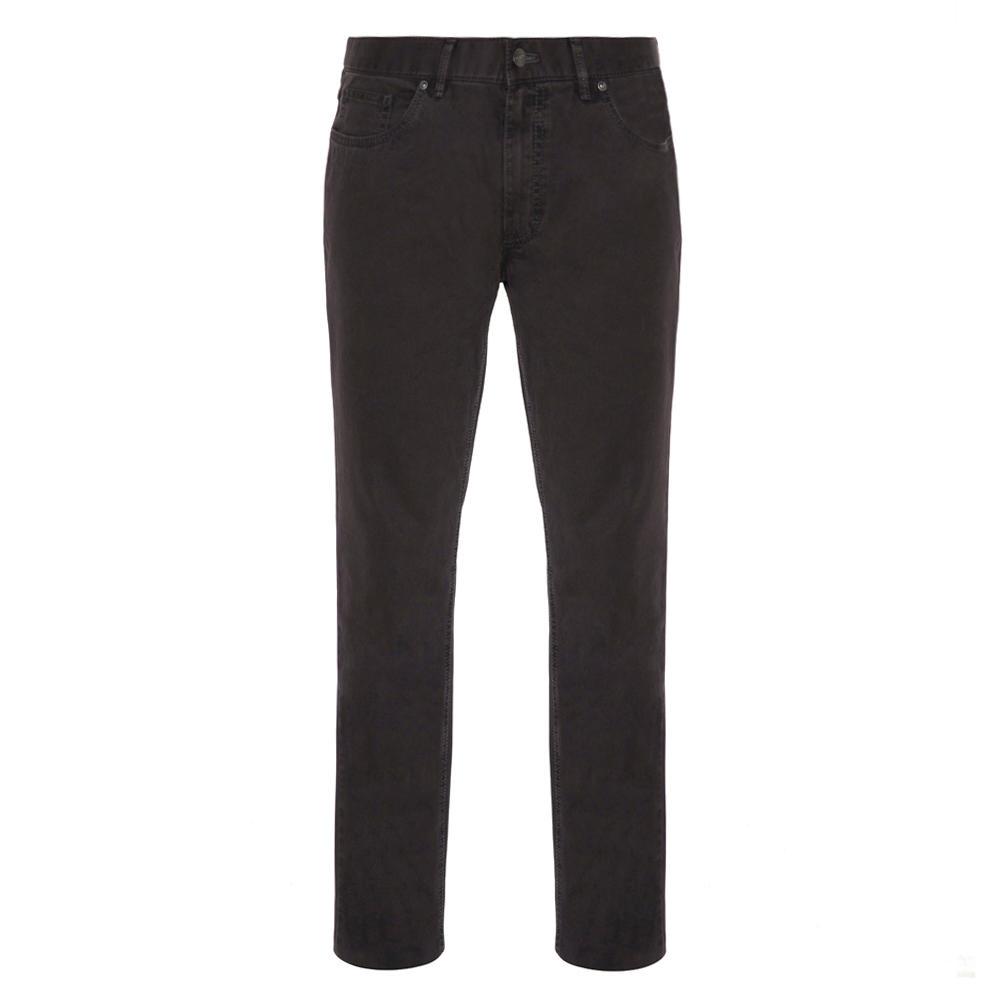 Hiltl 5 Cep Fade Out Ykamalı Siyah Pamuk Pantolon