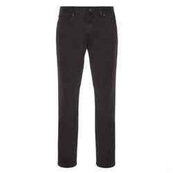 Hiltl - Hiltl 5 Cep Fade Out Ykamalı Siyah Pamuk Pantolon