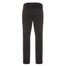 Hiltl - Hiltl 5 Cep Fade Out Ykamalı Siyah Pamuk Pantolon (1)