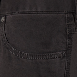Hiltl 5 Cep Fade Out Ykamalı Siyah Pamuk Pantolon - Thumbnail