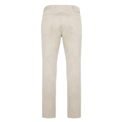 Hiltl - Hiltl 5 Cep İnce A.Bej Pamuk Elastan Pantolon (1)