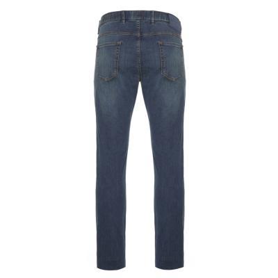 Hiltl - Hiltl 5 Cep İnce Lacivert Pamuk Tensel Elastan Slim Fit Pantolon (1)