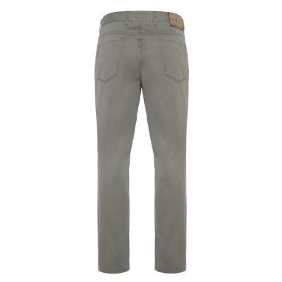 Hiltl - Hiltl 5 Cep İnce Yeşil Pamuk Elastan Pantolon (1)
