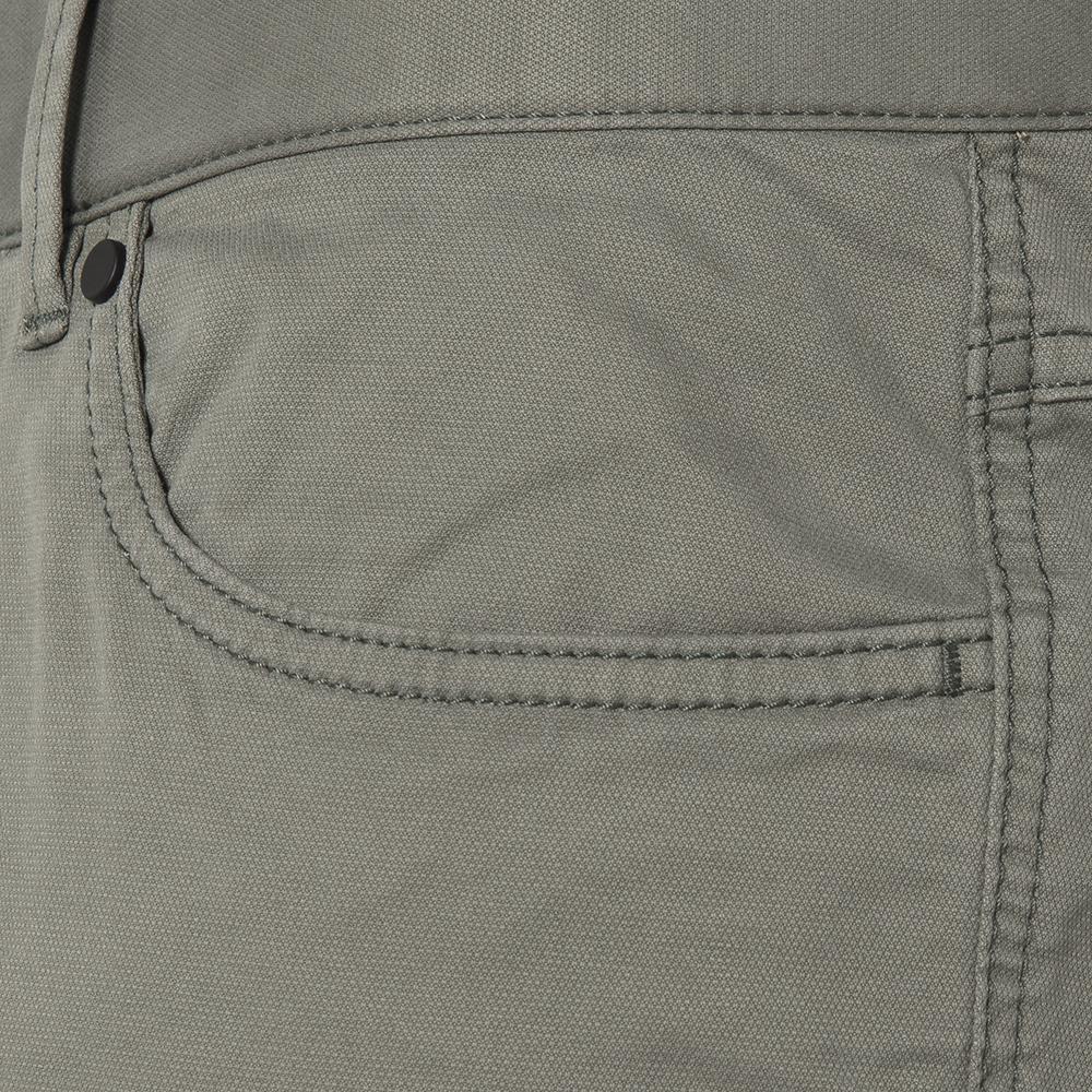 Hiltl 5 Cep İnce Yeşil Pamuk Elastan Pantolon