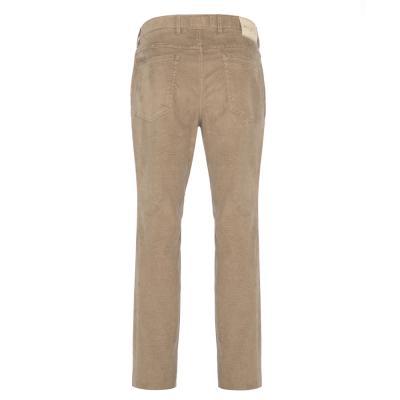 Hiltl - Hiltl 5- Cep Kadife Dokulu Bej Pantolon (1)