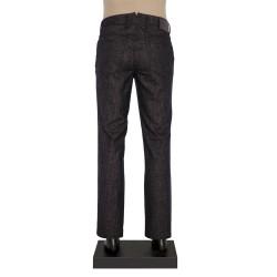 Hiltl - Hiltl 5-Cep Kırçıllı Füme Yün - Pamuk Pantolon (1)