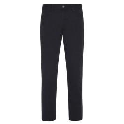Hiltl - Hiltl 5 Cep Lacivert Regular Fit Pamuk Elastan Pantolon