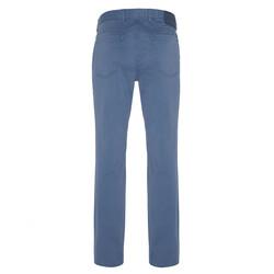 Hiltl - Hiltl 5 Cep Mavi Twill Pantolon (1)