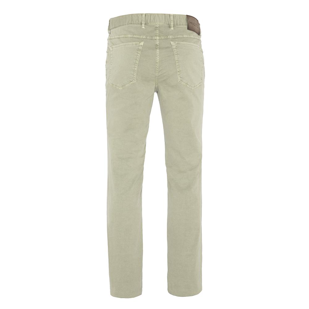 Hiltl 5 Cep Taş Rengi Pantolon