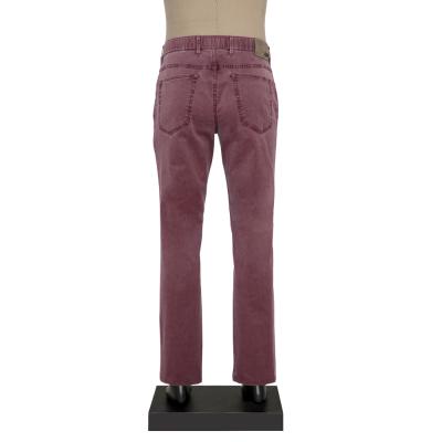 Hiltl - Hiltl 5CEP SUN FADED TWILL GUL KURUSU Pantolon (1)