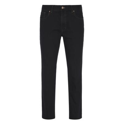 Hiltl Cashmere Denim Black Trousers