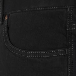 Hiltl Cashmere Denim Black Trousers - Thumbnail
