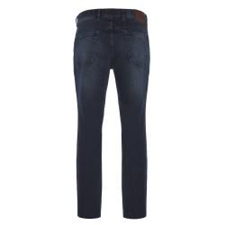 Hiltl - Hiltl Cashmere Denim Lacivert Pantolon (1)
