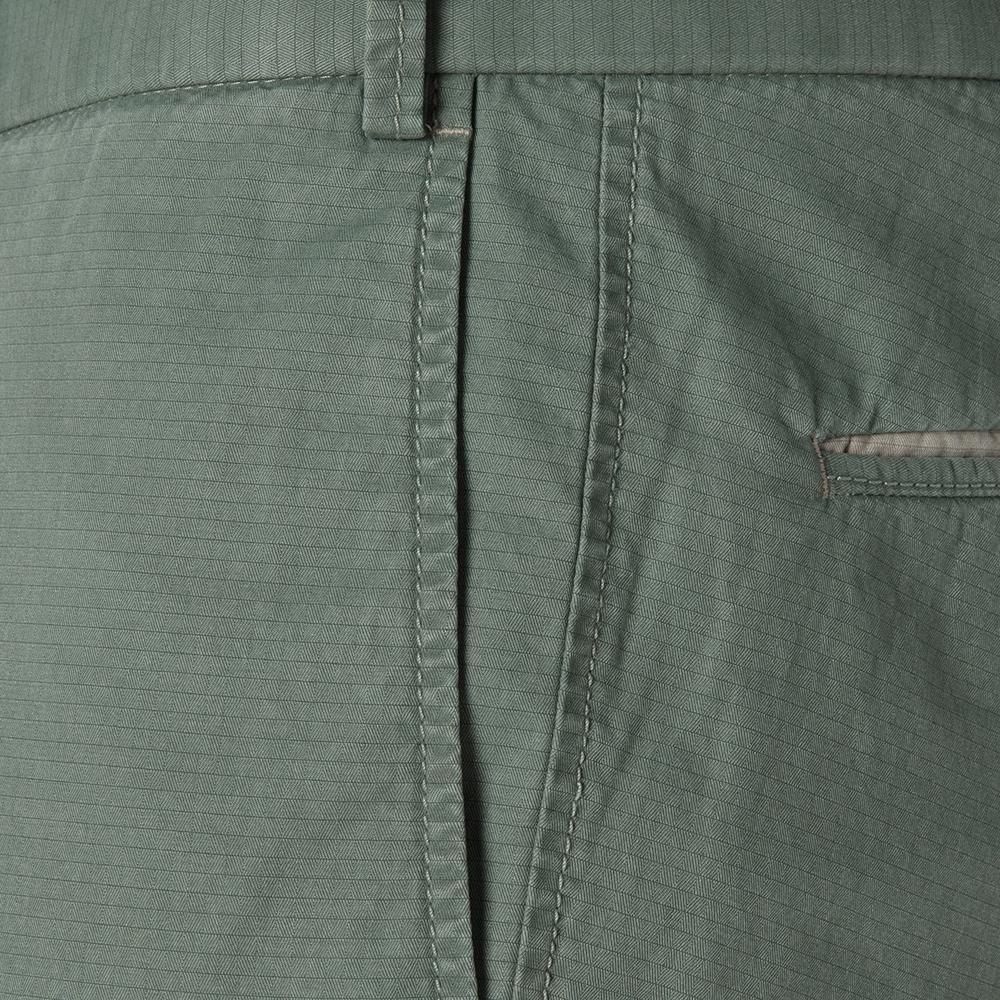 Hiltl Chino Çağla Yeşil Ripstop Twill Pantolon