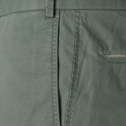Hiltl Chino Çağla Yeşil Ripstop Twill Pantolon - Thumbnail