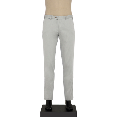 Hiltl - Hiltl CHINO CONTRAST TWILL GRI Pantolon
