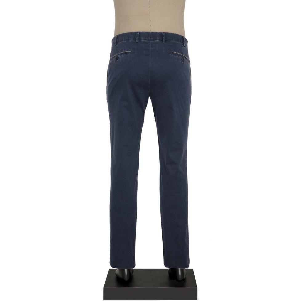 Hiltl CHINO CONTRAST TWILL LACI Pantolon