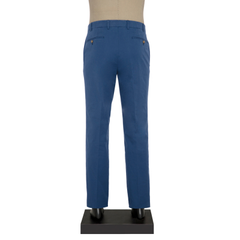 Hiltl - Hiltl CHINO ECO BIONIC HAVACI MAVI Pantolon (1)