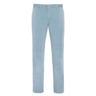 Hiltl - Hiltl Chino Gri Mavi Pantolon