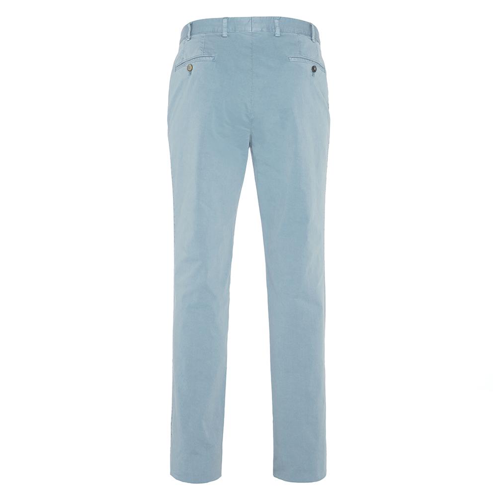 Hiltl Chino Gri Mavi Pantolon