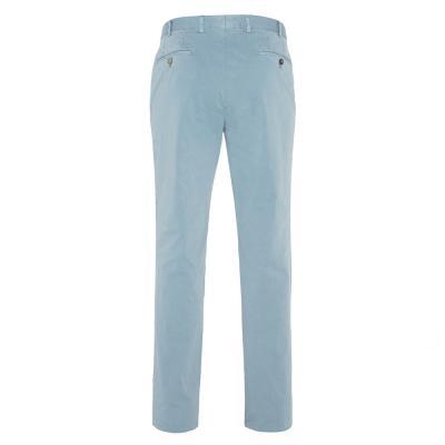 Hiltl - Hiltl Chino Gri Mavi Pantolon (1)