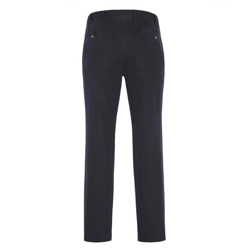 Hiltl - Hiltl Chino Micro Desenli Laci Pamuk Pantolon (1)